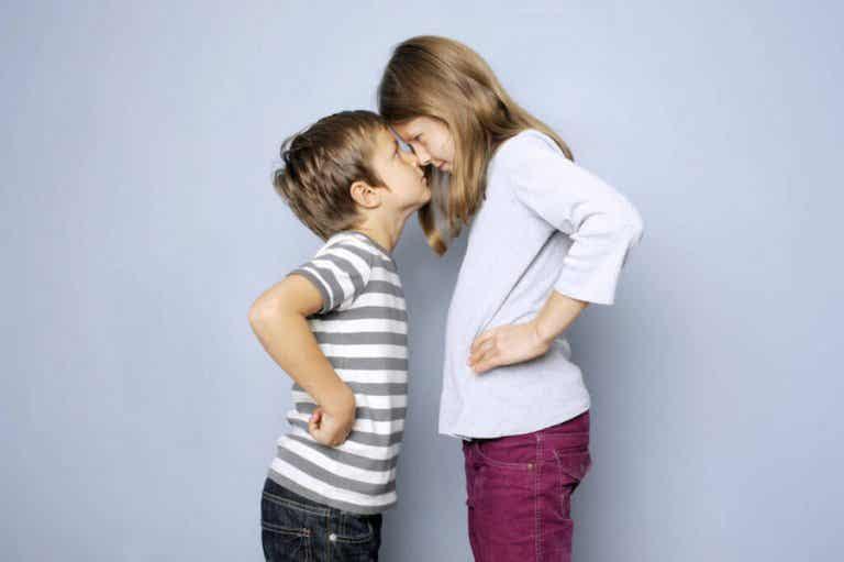 ¿Es normal que mis hijos se peleen todo el rato?