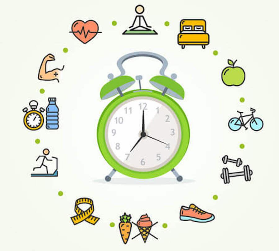 Tabla de rutinas para niños: conoce sus beneficios