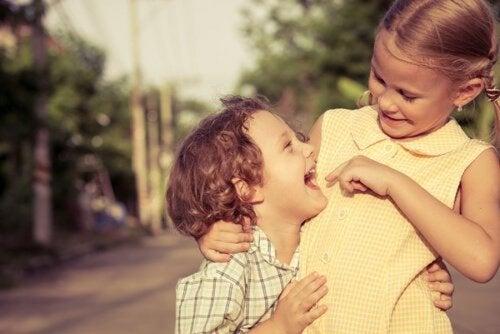 La importancia de las habilidades sociales en los niños.