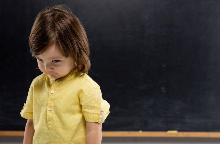 La timidez durante la infancia: ¿cómo enfrentarla?