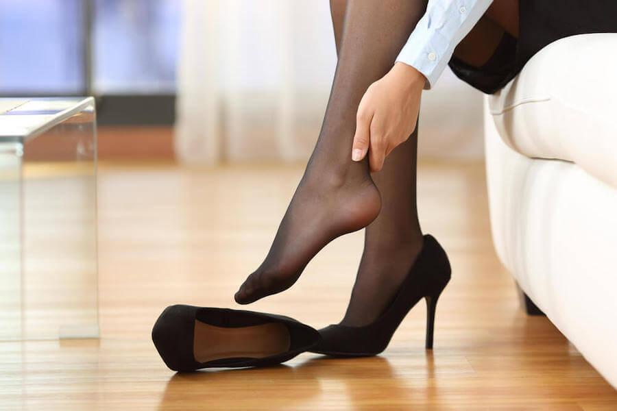 utilizar-zapatos-comodos-trucos-dolor-pies