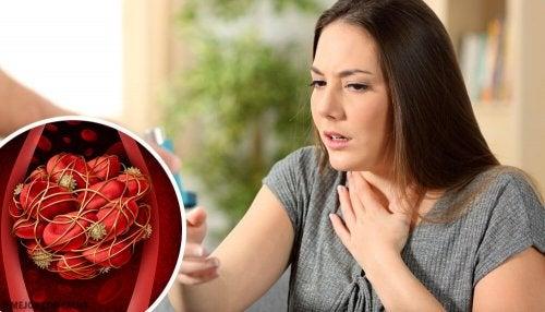 Causas y tratamientos de los vómitos con sangre