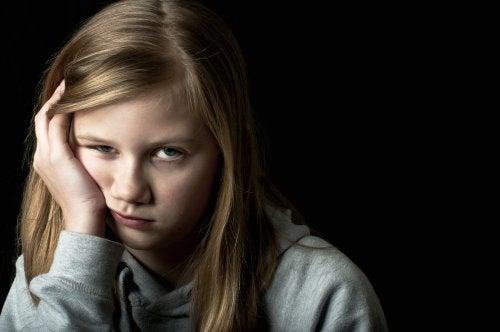 El miedo a crecer en los niños
