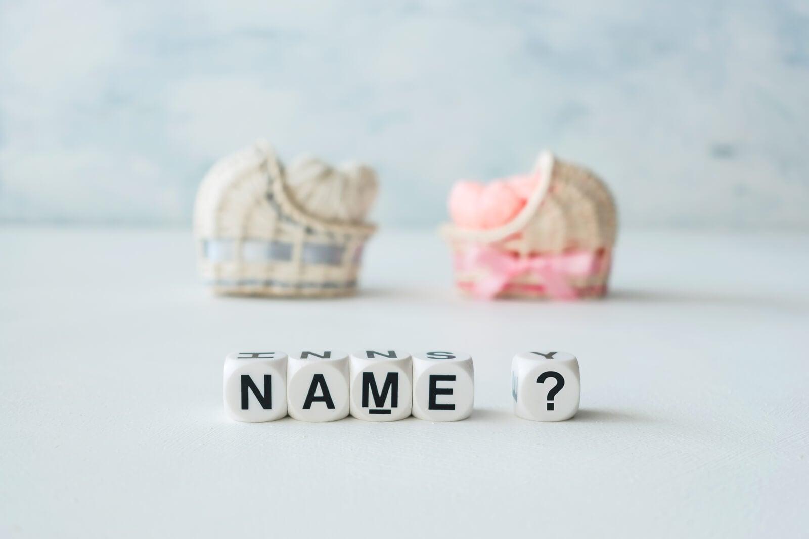 Nombres unisex para niños