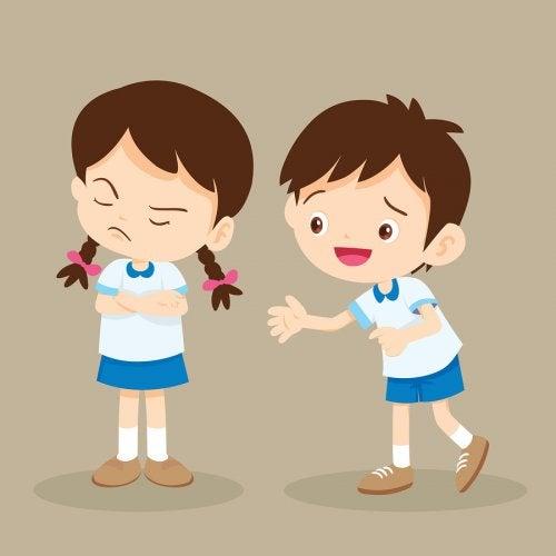 ¿Por qué es bueno enseñar a los hijos a reconciliarse?