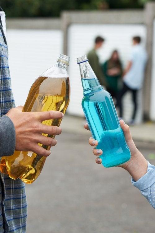 ¿Es cierto que los adolescentes abusan de las bebidas energéticas?