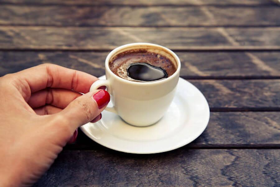 Peligro de la cafeína en el periodo de embarazo.