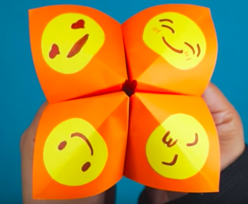 El comecocos de las emociones