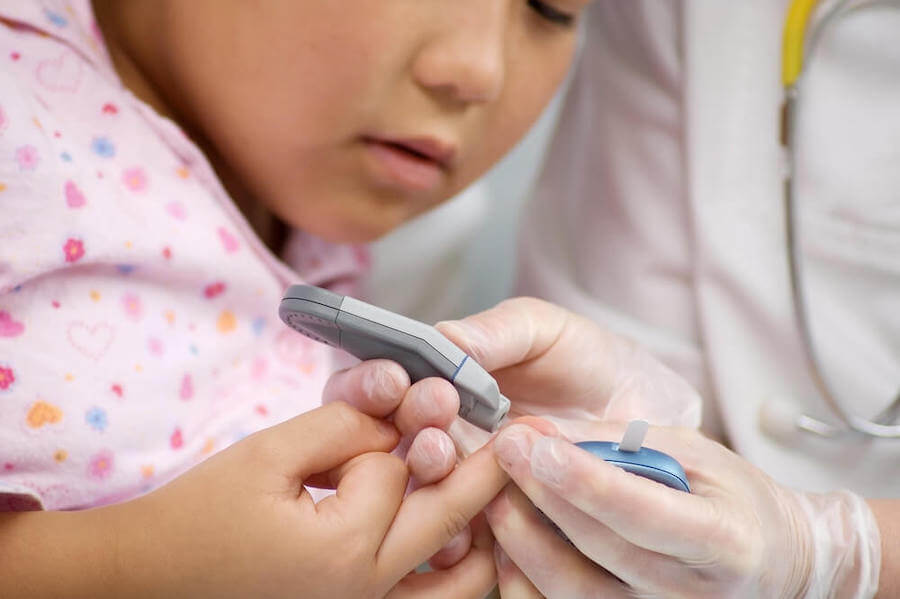 La diabetes infantil puede influir en la Tiroiditis de Hashimoto