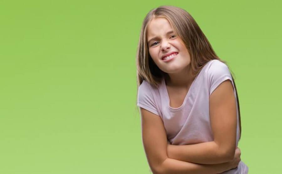 Cómo tratar el dolor abdominal en los niños