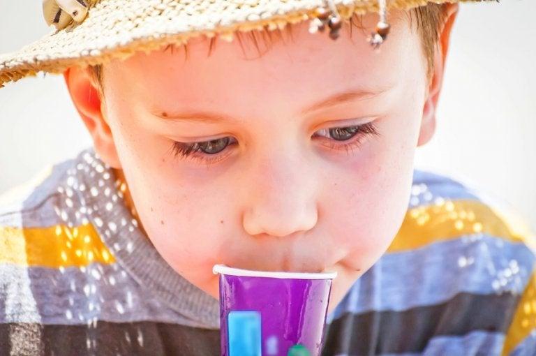 Golpe de calor en niños: ¿cómo actuar?