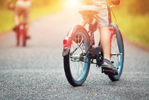 ¿Por qué montar en bici no se olvida?