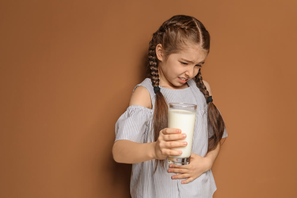 Síntomas de alergias alimentarias en niños