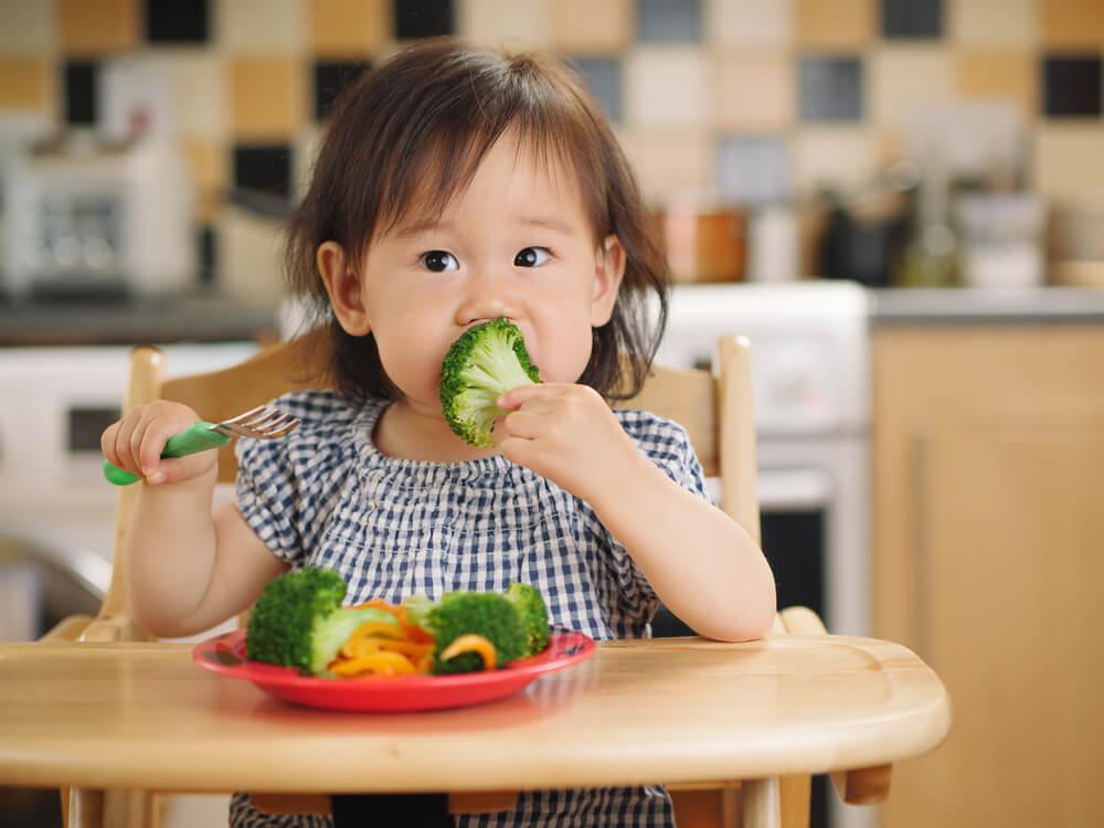 Dieta blanda para niños con problemas estomacales