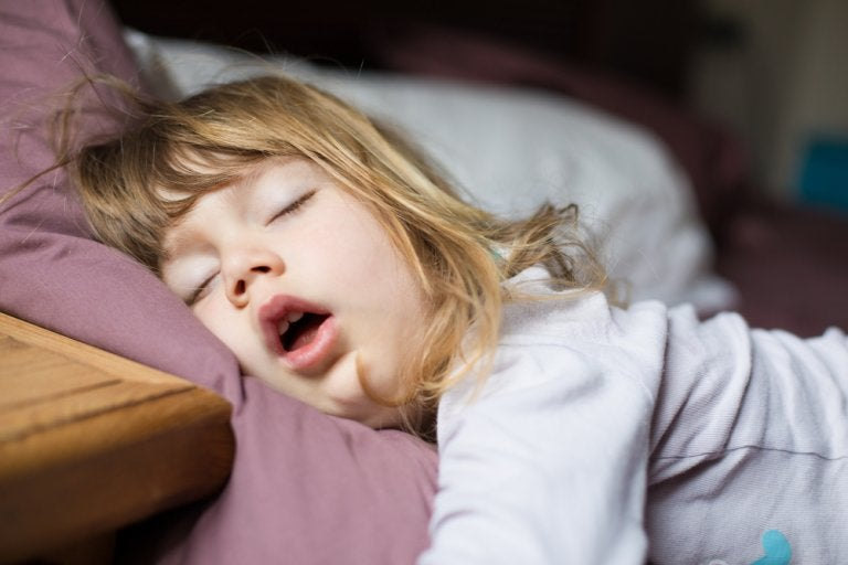 Las fases del sueño infantil
