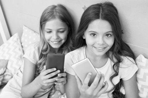 Los riesgos de Instagram para niños y adolescentes