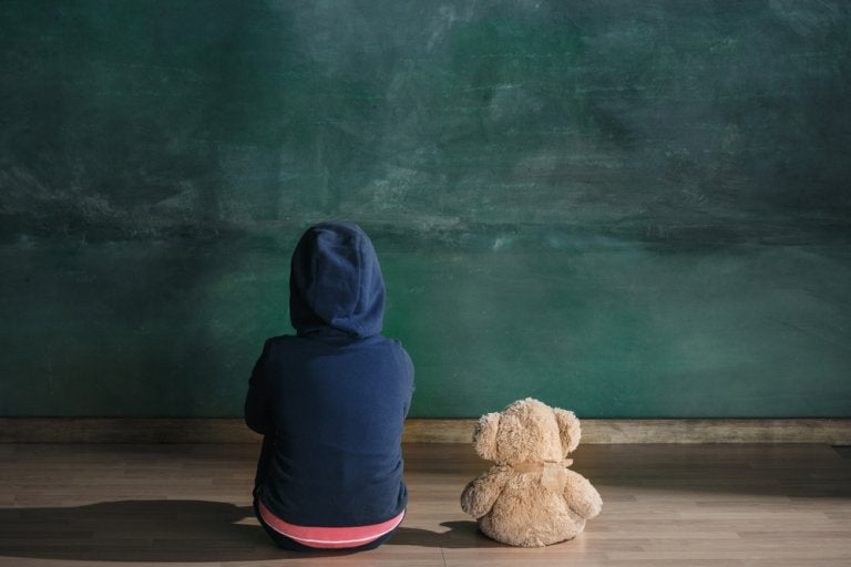 Síntomas de enfermedad mental en niños