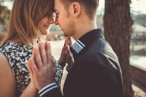 El compromiso en la relación de pareja.