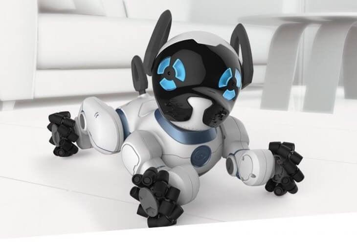 Perro inteligente robot
