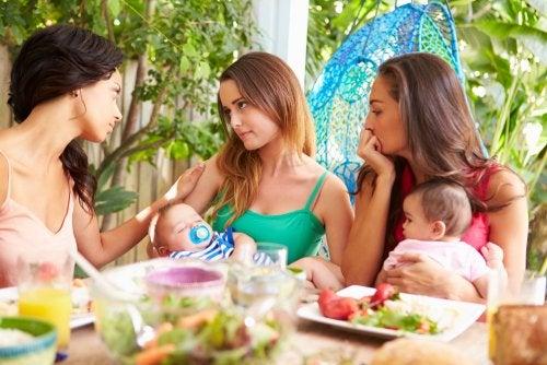 La presión social para ser madre