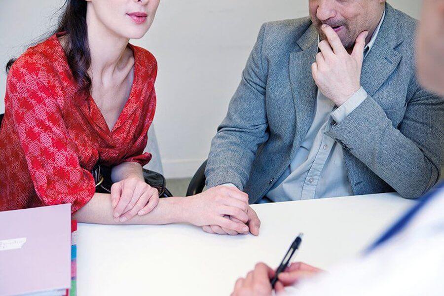 Tramitación de la solicitud de adopción: evaluación de los padres por un psicólogo