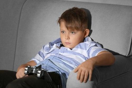 ¿Cómo prevenir el sedentarismo en los niños?