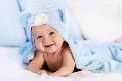 Tipos de cambiadores para bebés