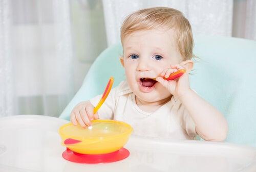 6 útiles para la alimentación del bebé