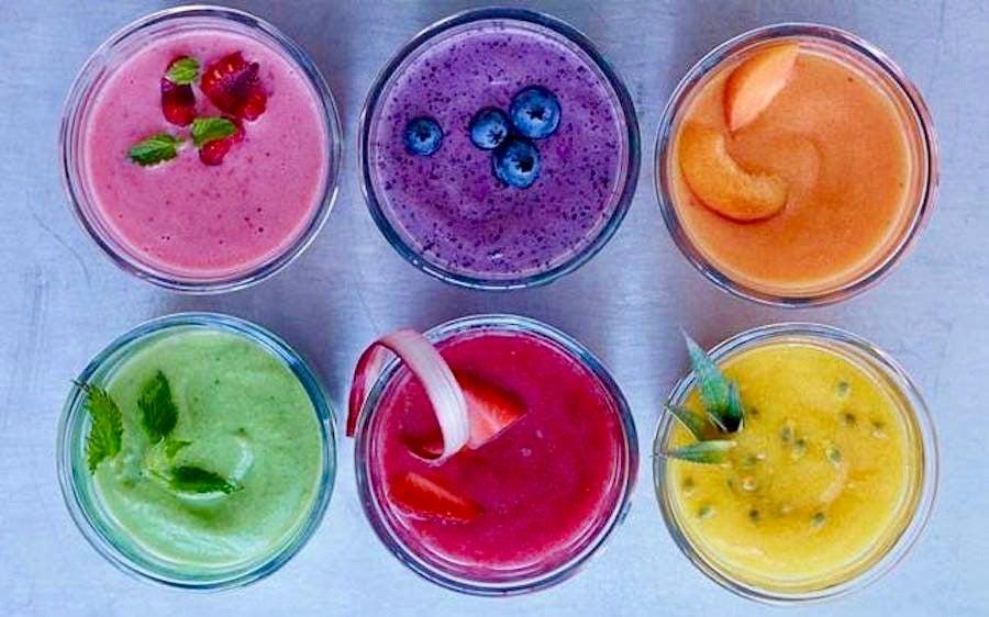 Los zumos son excelentes aliados para aumentar las defensas del organismo