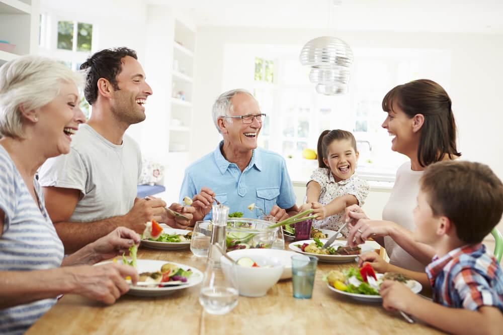 7 formas de demostrar amor en la familia