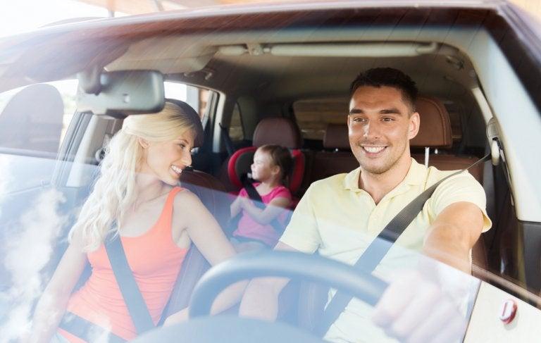 3 tipos de coches para familias numerosas