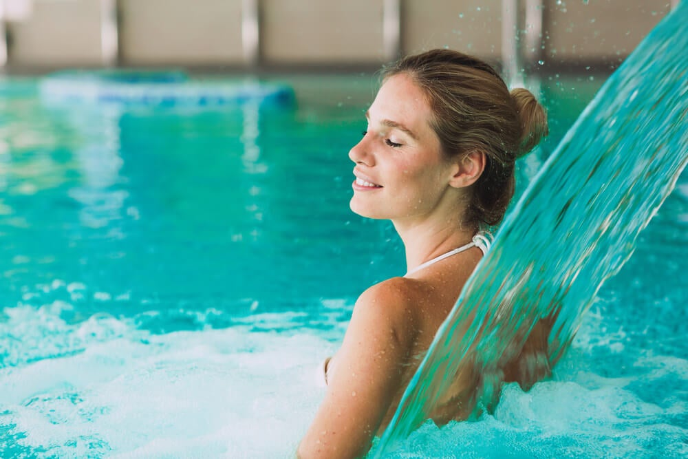 Hidroterapia para embarazadas