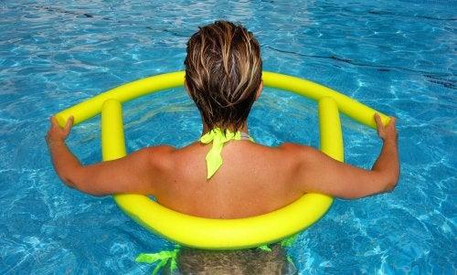 La hidroterapia para embarazadas es muy aconsejable por sus múltiples beneficios.