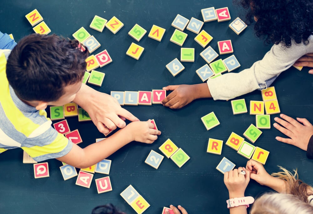 Juegos de ortografía para niños