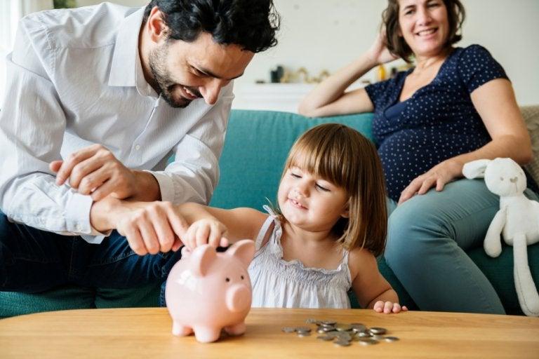 Actividades de educación financiera para niños