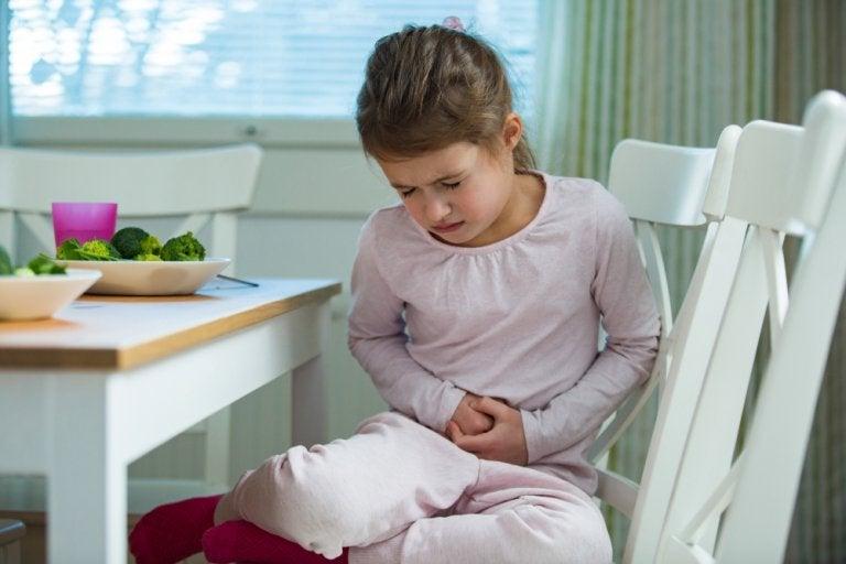 Indigestión en niños, ¿qué hacer?