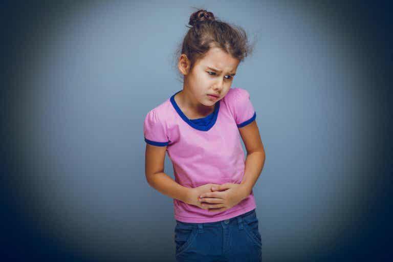 Síndrome de colon irritable en niños