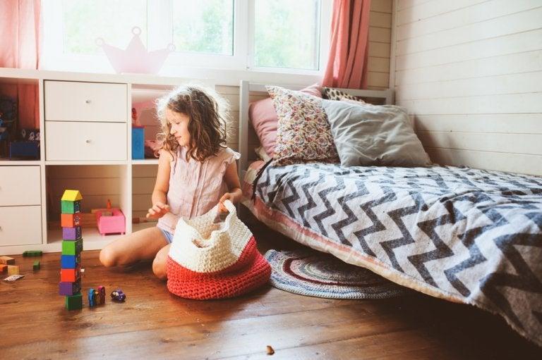 Cómo ayudar a organizarse a tu hijo