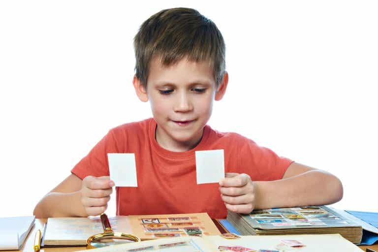 6 beneficios de coleccionar cromos para los niños
