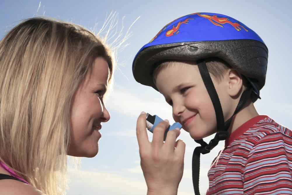 ¿Pueden hacer deporte los niños con asma?