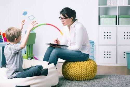 ¿Qué es la psicología pediátrica?