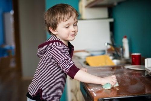 Cómo ayudar a tu hijo a organizarse.