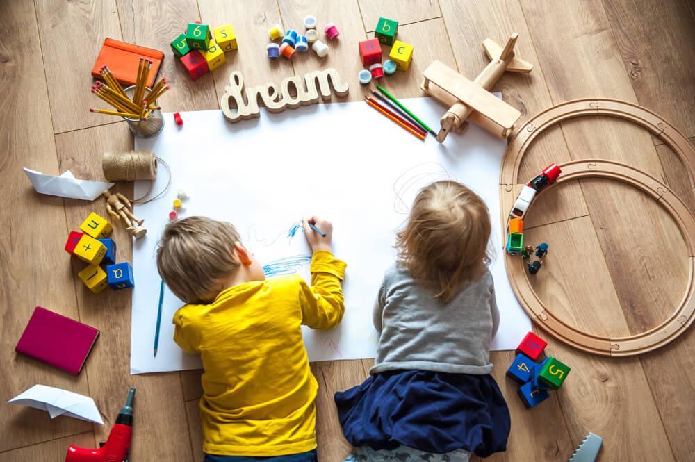 Actividades para niños de preescolar