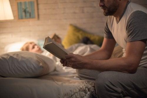 Libros para irse a la cama.