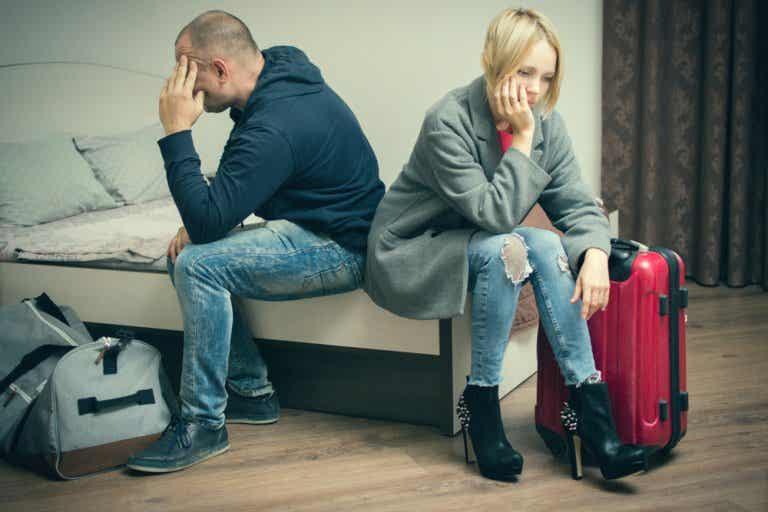 Las rupturas de pareja, ¿cómo afectan en cada etapa?