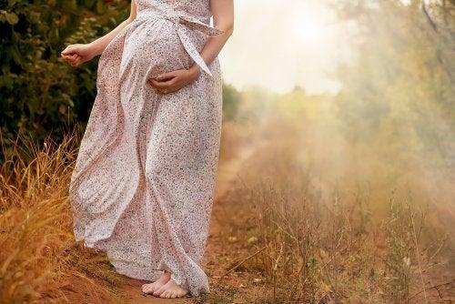 3 tipos de vestidos para premamás para diversas ocasiones
