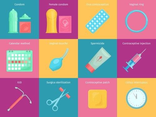 cuales son los metodos anticonceptivos mas utilizados en la actualidad
