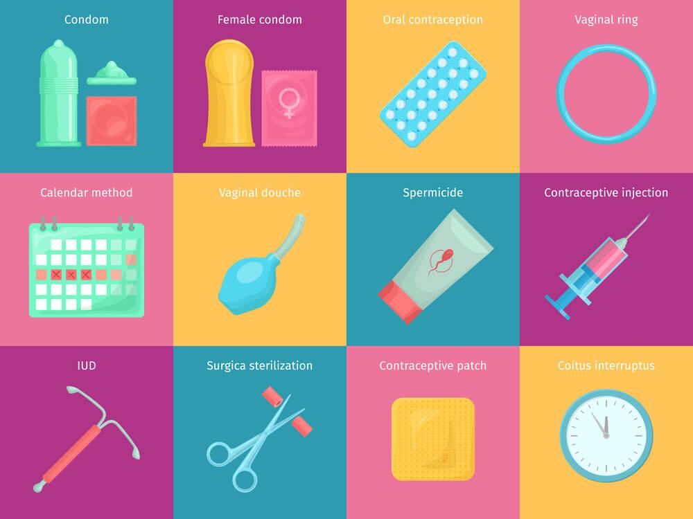 ¿Qué métodos anticonceptivos existen?