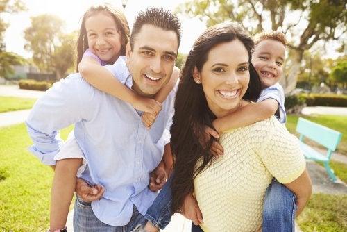 Las bases legales de la familia.