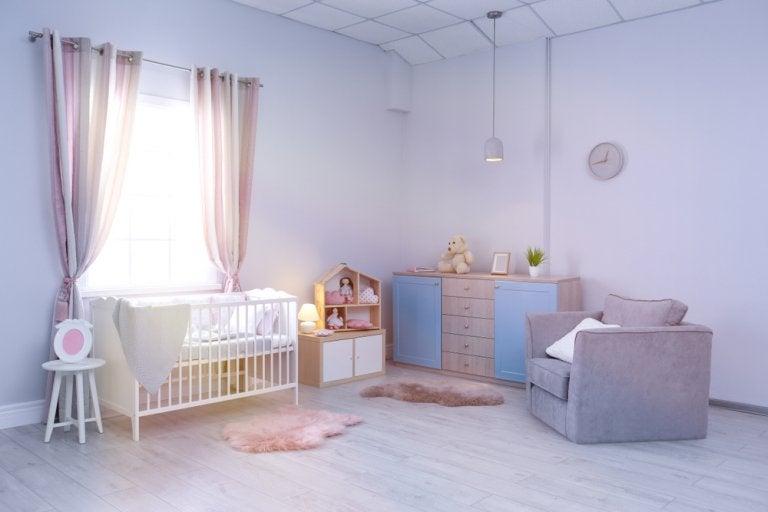 Ideas para la habitación de un bebé